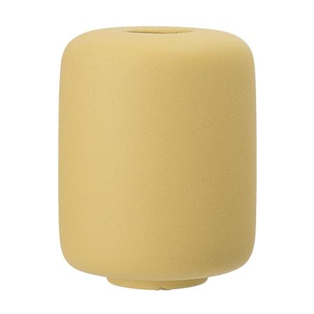 Vase Stone Yellow Ø8,5x10,5 cm