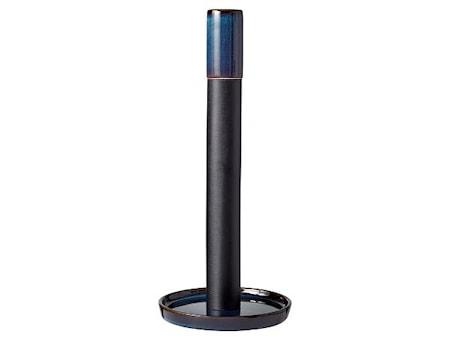 Köksrullehållare Mörkblå
