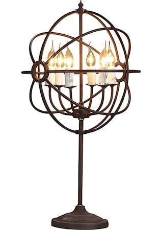 Gyro Bordslampa