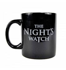 Game Of Thrones Mugg Nights Watch