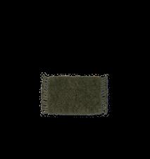 Amass Long Pile Mat - Olive