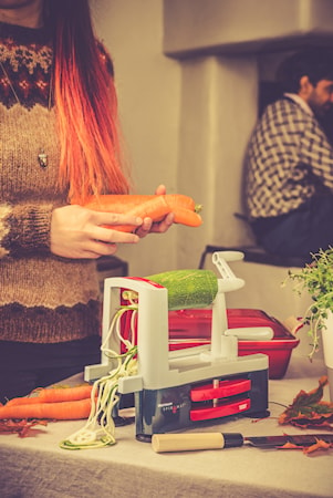 Spiromat Grønnsaksskjærer