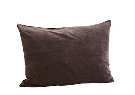 Tyynynpäällinen 50x70 cm-Hiilenharmaa