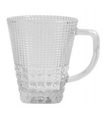 Glas med håndtag, col. klar