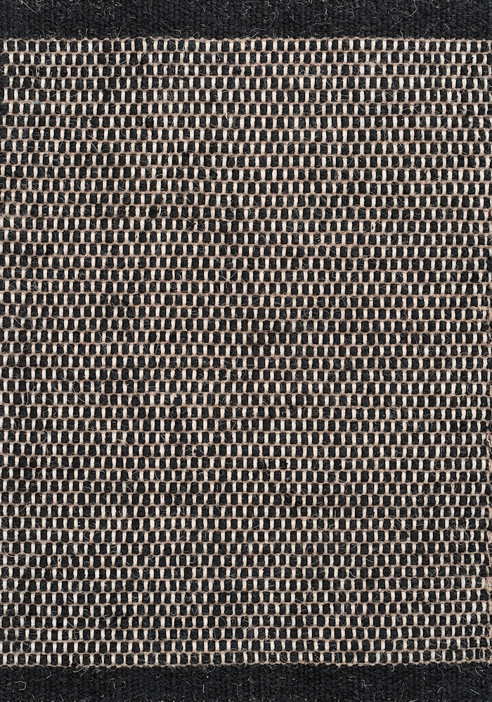 Asko Matta Svart 200x300 cm