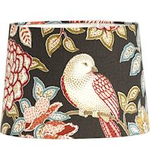 Lampskärm Sofia Birdsong Mörkgrå