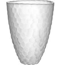 Hallon Frost Vase H 20 cm