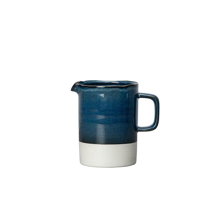 Karaffel Guilia Blå