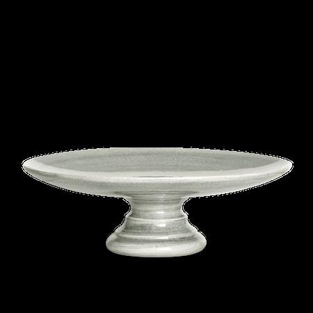 Basic Tårtfat Grå 33 cm