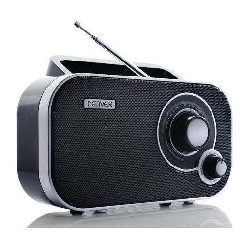 Analog AM/FM radio