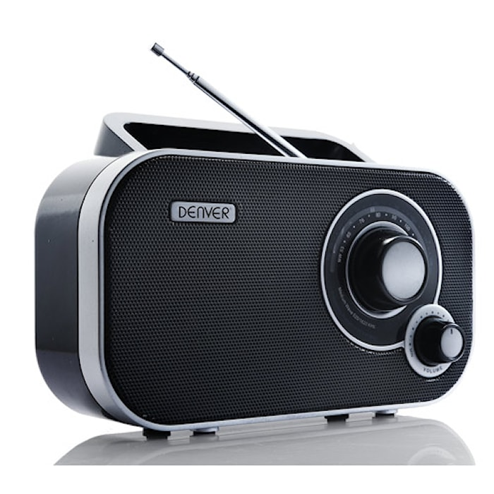 Analog AM/FM radio