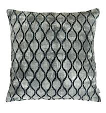 Portofino Putetrekk 45x45 - Grå mønster