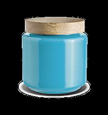 Palet säilytyspurkki 2,0l, sininen