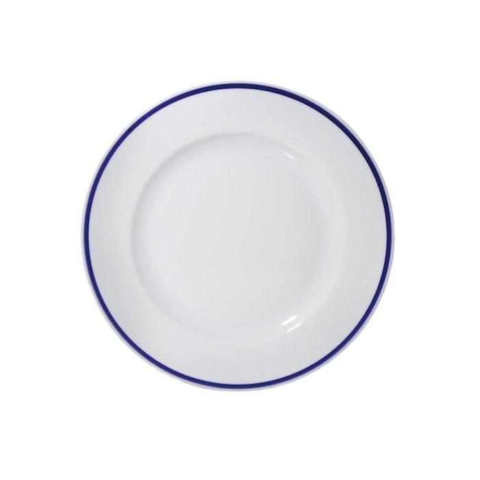 Neljän Tuulen Tupa Tarjoilulautanen 30.5 cm Sinivalkoinen