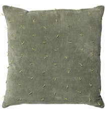 Kudde Edmea 50x50 cm Grön