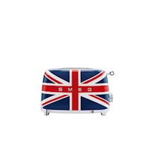 Brödrost 2 skivor Union Jack