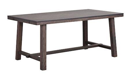 Brooklyn Matbord Mörkbrun Ek 170x95 cm