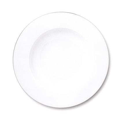 Corona Syvä lautanen 24 cm