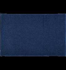 Bademåtte Terry Sigrid 50x80 cm - Mørkeblå