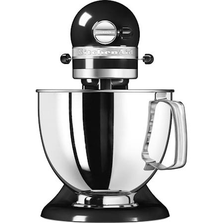 Artisan 125 Køkkenmaskine 4,8 liter Sort