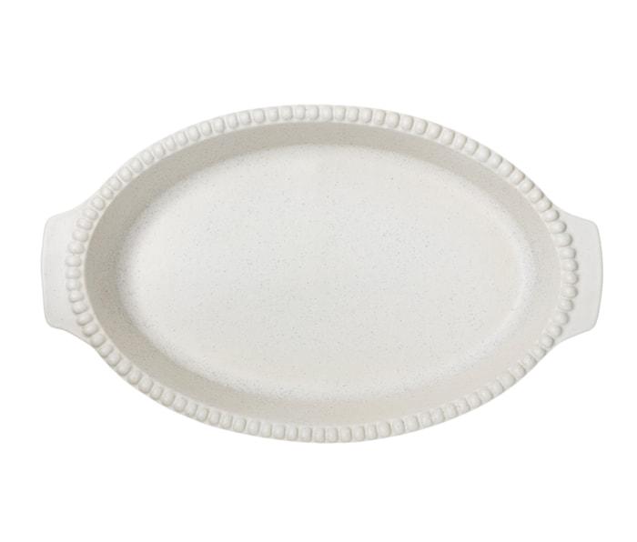 DARIA Bradepande Hvid 35 cm