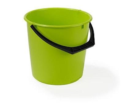 Plastbøtte 10L Lime