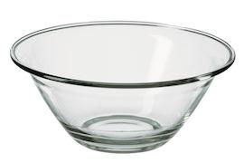 Glasskål Chef 22cm
