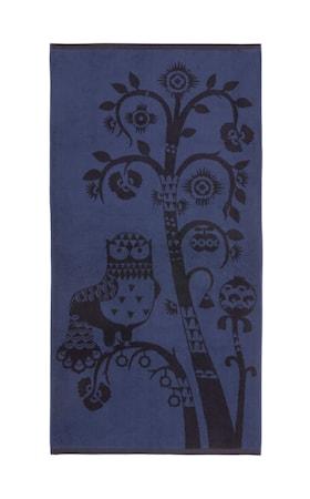 Taika Badehåndkle Blå 70x140 cm