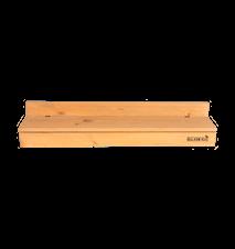 Mini Furu Natural Rectangular Low
