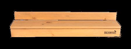 Mini Furu Natural Rectangular High