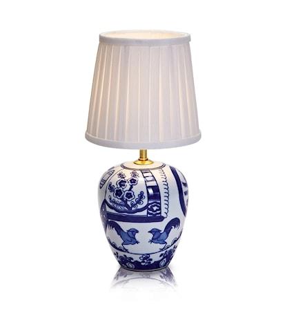 Göteborg Bordslampa Blå 17cm