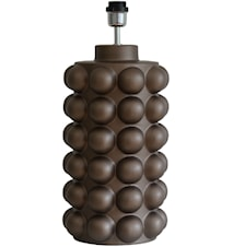 Bubbels Lampfot Bronze 49 cm