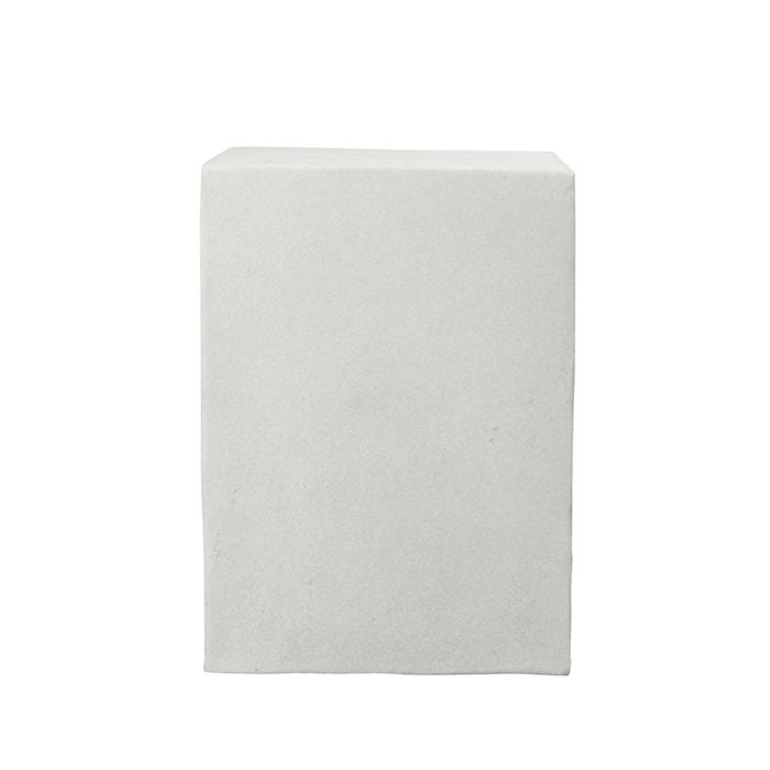Bordslampa Cube Vit
