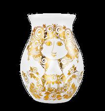 Vase, Rosalinde, gull, H 26 cm