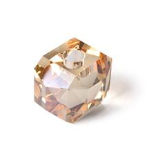 Krystallglass Lysestake Rav Dimond