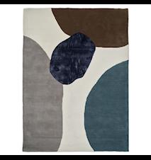 Topaz Teppe Ivory/Teal 200x300 cm