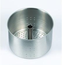 Perkulator Vit stål 10kp
