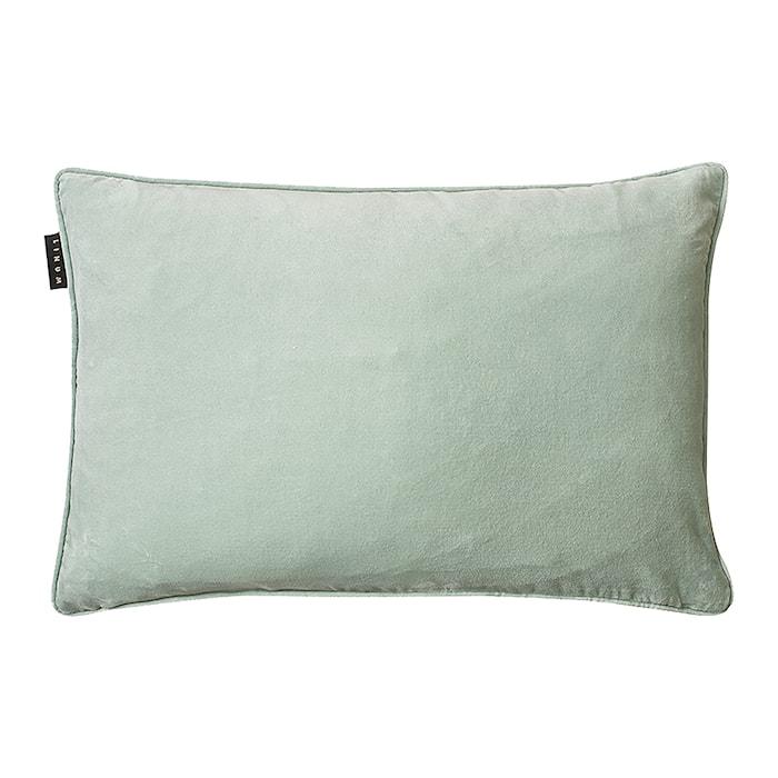 Tyynyliina Paolo 40x60 cm - Vaalea Jäänvihreä
