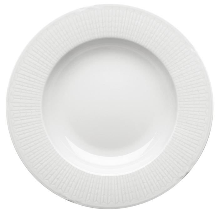Swedish grace Lumi Lautanen syvä 25 cm