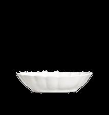 Oyster Kulho Valkoinen 23x18 cm