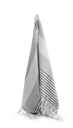 Hamam Handtuch ECO Grau 50x70 cm