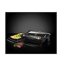 Optigrill+ with Baking Tools Black
