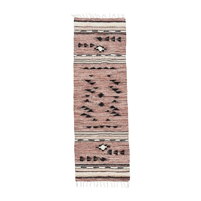 Matta Tribe Röd/Brun 240 cm