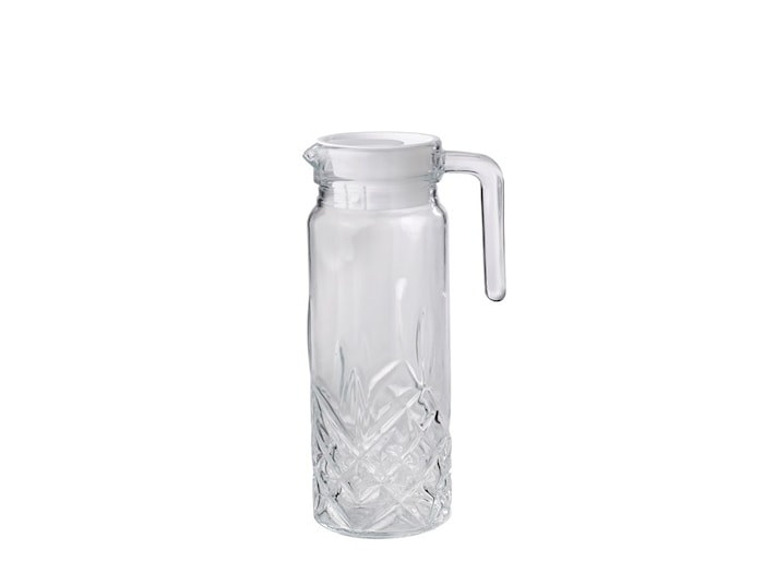 Kylskåpskanna Glas 1L