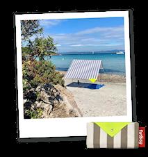 Fatboy® Miasun Portabelt strandtält Biarritz