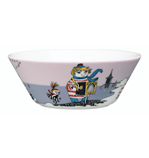 Moomin Bowl 15 cm Too-Ticki Violet