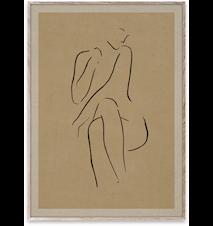 Grace I Poster 30x40 cm