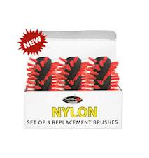 Grillbot GBN203 Nylonborste 3-pack