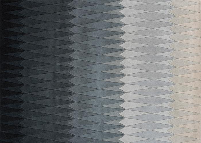 Acacia Ullteppe Grå 140x200 cm