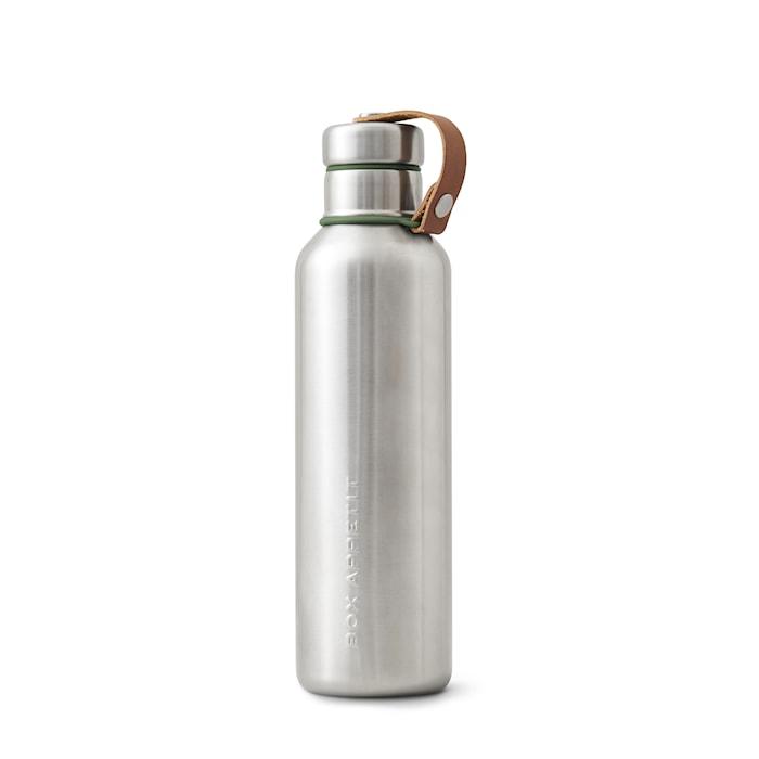 Isolerande Vattenflaska 75 cl Rostfritt stål Olivgrön